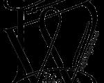 Loki's Wands Monogram